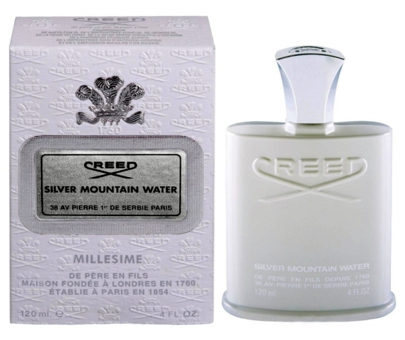 УНИСЕКС Creed Silver Mountain Water EDP 120 ML унисекс