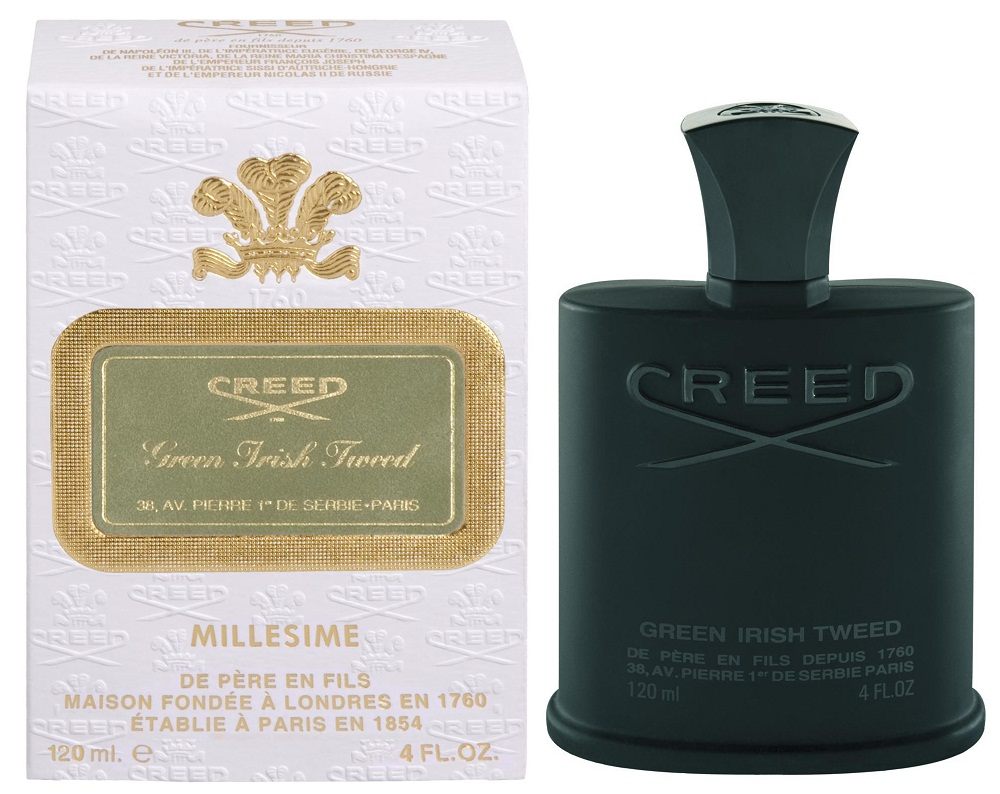 ДЛЯ МУЖЧИН Creed Green Irish Tweed EDP 120 ML для мужчин