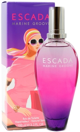 ДЛЯ ЖЕНЩИН Escada Marine Groove EDT 100 ml. для женщин