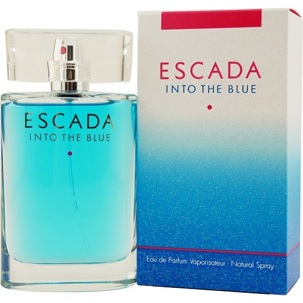 ДЛЯ ЖЕНЩИН Escada Into the Blue EDP 75 ml. для женщин