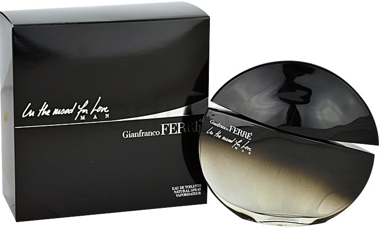 ДЛЯ МУЖЧИН Gianfranco Ferre In The Mood For Love Man EDT 100 ml для мужчин