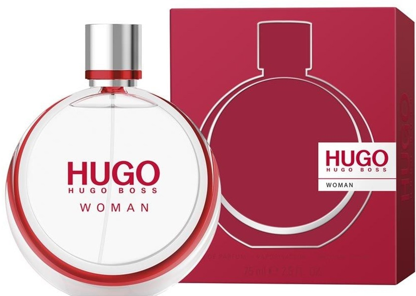 ДЛЯ ЖЕНЩИН Hugo Boss Hugo Woman Eau de Parfum EDP 125 ml для женщин