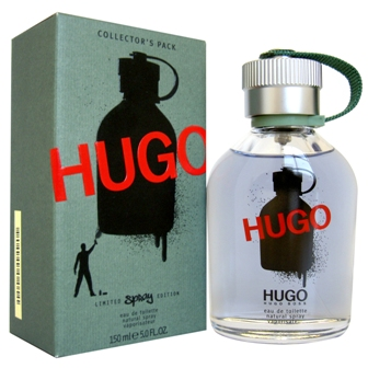 ДЛЯ МУЖЧИН Hugo Boss Hugo EDT 150 ml для мужчин