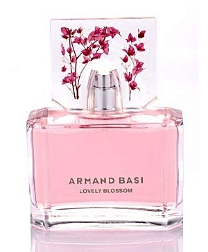ЖЕНСКИЕ ARMAND BASI LOVELY BLOSSOM edt 100 ml (ЛИЦЕНЗИЯ)