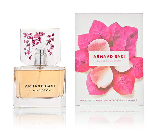 ДЛЯ ЖЕНЩИН Armand Basi Lovely Blossom EDT 100 ML для женщин