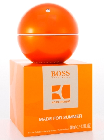 ДЛЯ МУЖЧИН Hugo Boss Boss In Motion Orange Made For Summer EDT 90 ml для мужчин