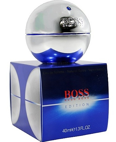 ДЛЯ МУЖЧИН Hugo Boss Boss in Motion Edition Silver EDT 90 ml для мужчин