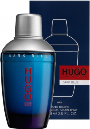 ДЛЯ МУЖЧИН Hugo Boss Hugo Dark Blue EDT 75 ml для мужчин