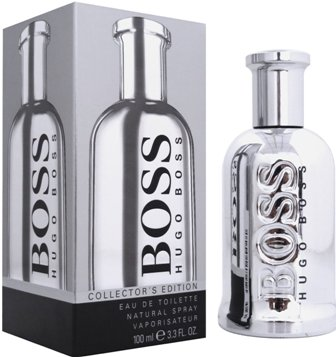 ДЛЯ МУЖЧИН Hugo Boss Boss Collector's Edition EDT 100 ml для мужчин