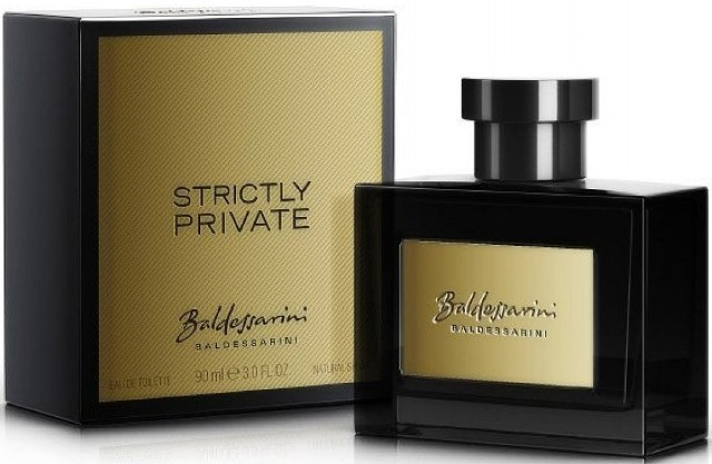 ДЛЯ МУЖЧИН Hugo Boss Baldessarini Strictly Private EDT 90 ml для мужчин
