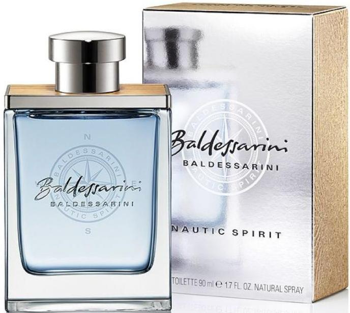 ДЛЯ МУЖЧИН Hugo Boss Baldessarini Nautic Spirit EDT 90 ml для мужчин