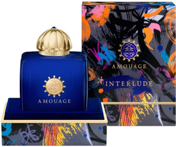 ДЛЯ ЖЕНЩИН Amouage Interlude Woman EDP 100 ML для женщин