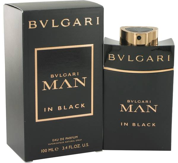 ДЛЯ МУЖЧИН Bvlgari Man In Black EDT 100 ML для мужчин