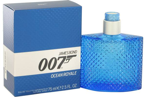 ДЛЯ МУЖЧИН James Bond 007 Ocean Royale EDT 75 ml для мужчин