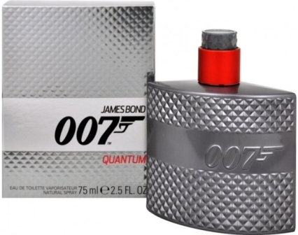 ДЛЯ МУЖЧИН James Bond 007 Quantum EDT 75 ml для мужчин