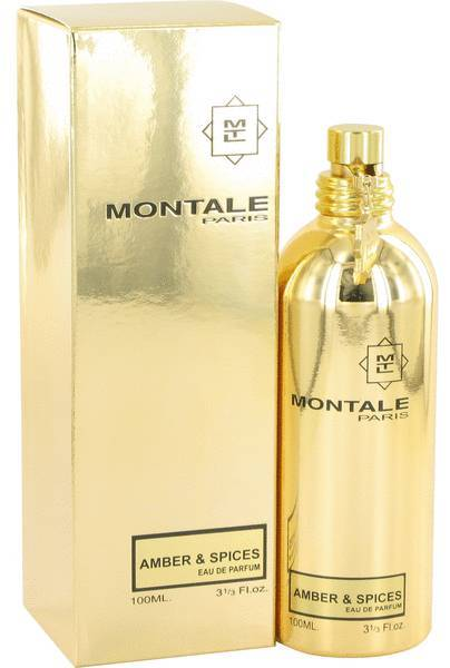 УНИСЕКС Montale Amber & Spices EDP 100 ml унисекс