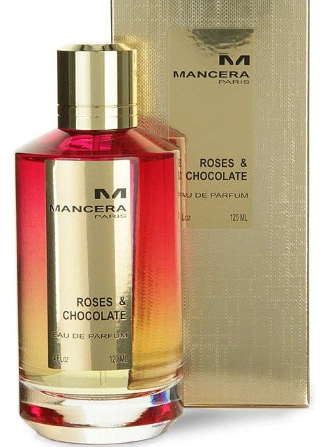 УНИСЕКС Mancera Roses & Chocolate EDP 120 ml унисекс