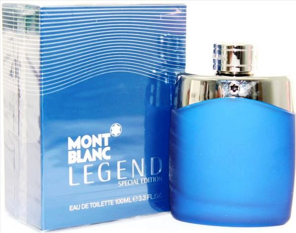 ДЛЯ МУЖЧИН Montblanc Legend Special Edition EDT 100 ML для мужчин