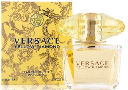 ДЛЯ ЖЕНЩИН Versace Yellow Diamond EDT 90 ml. для женщин