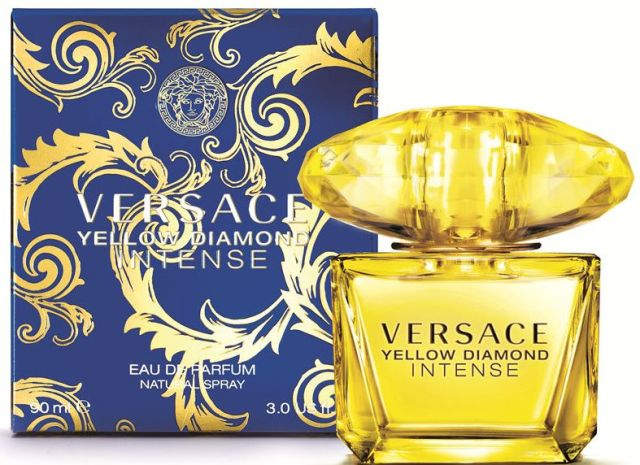 ДЛЯ ЖЕНЩИН Versace Yellow Diamond Intense EDP 90 ml. для женщин