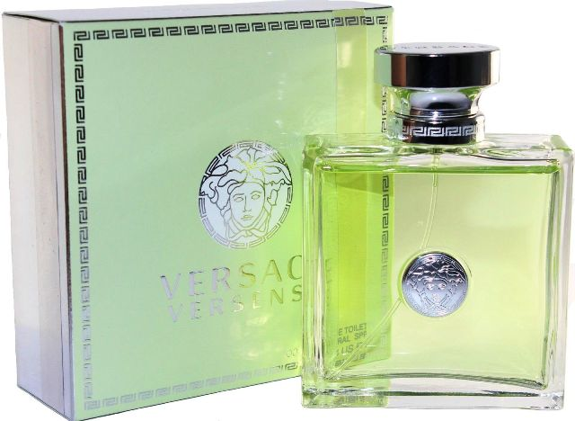 ДЛЯ ЖЕНЩИН Versace Versense EDT 100 ml. для женщин
