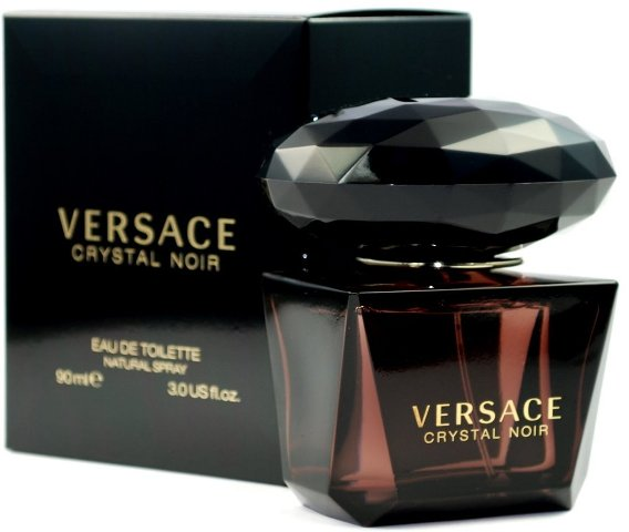 ДЛЯ ЖЕНЩИН Versace Crystal Noir EDT 90 ml. для женщин