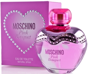 ДЛЯ ЖЕНЩИН Moschino Pink Bouquet EDP 100 ml для женщин