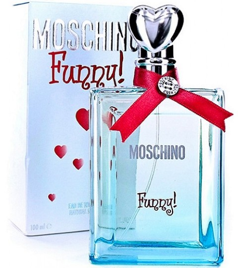 ДЛЯ ЖЕНЩИН Moschino Funny! EDT 100 ml для женщин