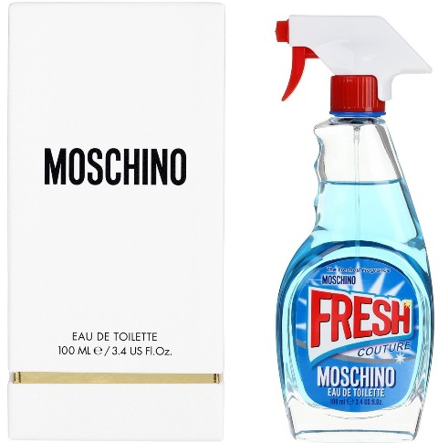ДЛЯ ЖЕНЩИН Moschino Fresh Couture EDT 100 ml для женщин