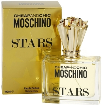 ДЛЯ ЖЕНЩИН Moschino Cheap & Chic Stars EDP 100 ml для женщин