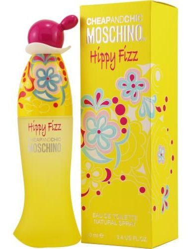 ДЛЯ ЖЕНЩИН Moschino Cheap & Chic Hippy Fizz EDT 100 ml для женщин