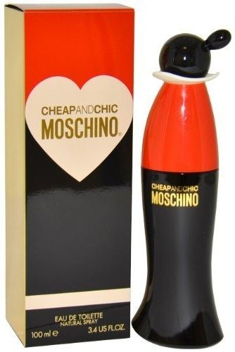 ДЛЯ ЖЕНЩИН Moschino Cheap & Chic EDT 100 ml для женщин