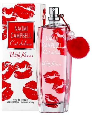 ДЛЯ ЖЕНЩИН Naomi Campbell Cat Deluxe With Kisses EDT 75 ml для женщин