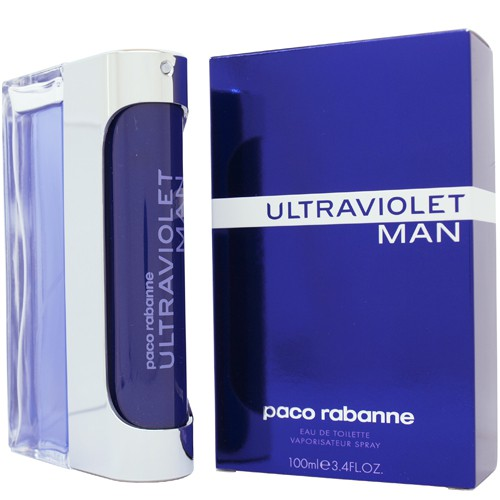 ДЛЯ МУЖЧИН Paco Rabanne Ultraviolet EDT 100 ml для мужчин