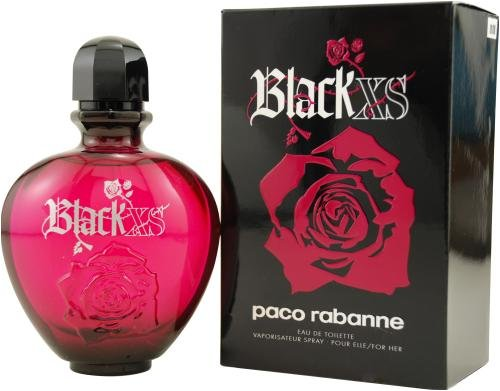 ДЛЯ ЖЕНЩИН Paco Rabanne Black XS for Her EDP 80 ml для женщин