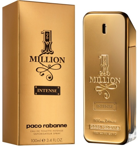 ДЛЯ МУЖЧИН Paco Rabanne 1 Million Intense EDT 100 ml для мужчин