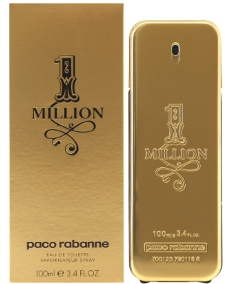 ДЛЯ МУЖЧИН Paco Rabanne 1 Million EDT 100 ml для мужчин
