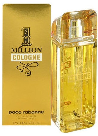ДЛЯ МУЖЧИН Paco Rabanne 1 Million Cologne EDT 125 ml для мужчин