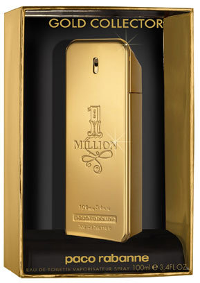 ДЛЯ МУЖЧИН Paco Rabanne 1 Million Collector's Edition EDT 100 ml для мужчин