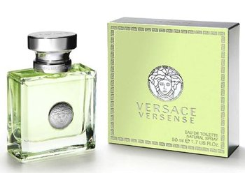 ЖЕНСКИЕ Versace Versense For Woman  EDP 100 ml (ЛИЦЕНЗИЯ)
