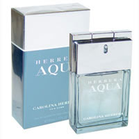 МУЖСКИЕ CAROLINA HERRERA AQUA For Man EDT 100 ML (ЛИЦЕНЗИЯ)