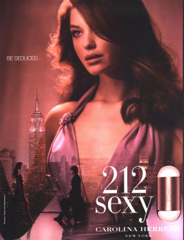 ЖЕНСКИЕ CAROLINA HERRERA 212 SEXY For Women EDT 60 ML (ЛИЦЕНЗИЯ)
