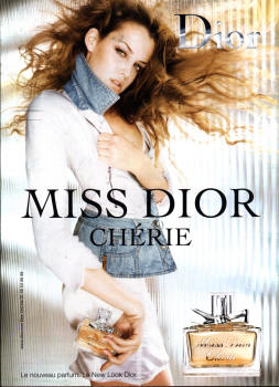 ЖЕНСКИЕ DIOR  MISS DIOR CHERIE For Woman  EDP 100 ML (ЛИЦЕНЗИЯ)
