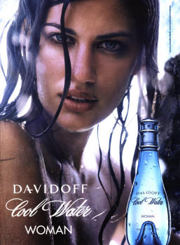 ЖЕНСКИЕ DAVIDOFF COOL WATER For Woman EDT 50 ML (ЛИЦЕНЗИЯ)