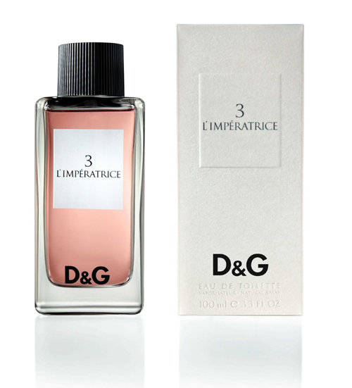УНИСЕКС DOLCE&GABBANA Anthology L'Imperatrice №3   EDT 100 ML NEW (ЛИЦЕНЗИЯ)