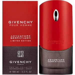 МУЖСКИЕ Givenchy Pour Homme Adventure Sensations  For Man  EDT 100 ML (ЛИЦЕНЗИЯ)