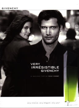 МУЖСКИЕ GIVENCHY  Very Irresistible  For Man   EDT 100 ML (ЛИЦЕНЗИЯ)