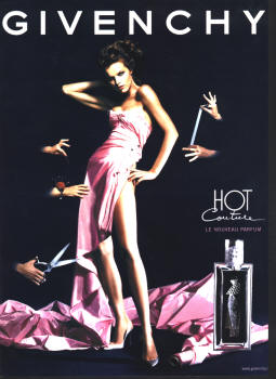 ЖЕНСКИЕ GIVENCHY  HOT COUTURE   For Woman EDP 100 ML (ЛИЦЕНЗИЯ)