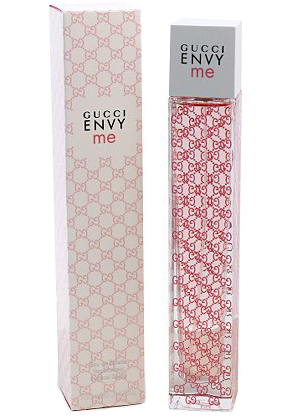 ЖЕНСКИЕ GUCCI ENVY ME    For Woman  EDT 100 ML (ЛИЦЕНЗИЯ)