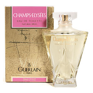 ЖЕНСКИЕ GUERLAIN  Champs Elysees For Woman EDT 50 ML (ЛИЦЕНЗИЯ)
